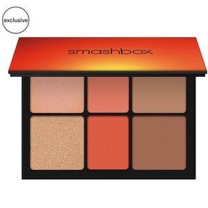 SMASHBOX Ablaze Bronze, Blush & Glow Palette